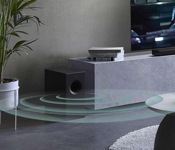 Sprawdzamy świetnie wyposażony soundbar Panasonic SC-HTB600 z Dolby Atmos i DTS:X | TEST | Czy jest wart swojej ceny?