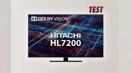 Telewizor Hitachi 58 HL7200 w świetnej cenie 2199 zł | TEST | Duży rozmiar i zestaw technologii dla kinomaniaków!