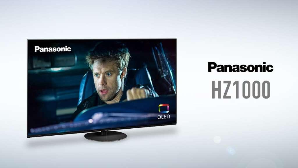 Panasonic OLED HZ1000
