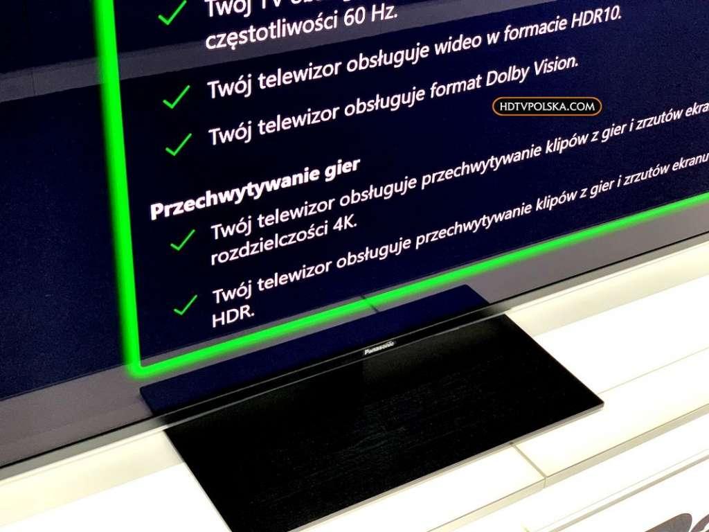 Test Panasonic HX940 LCD gry xbox ps5 3