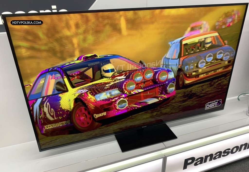 Test Panasonic HX940 LCD wygląd 1