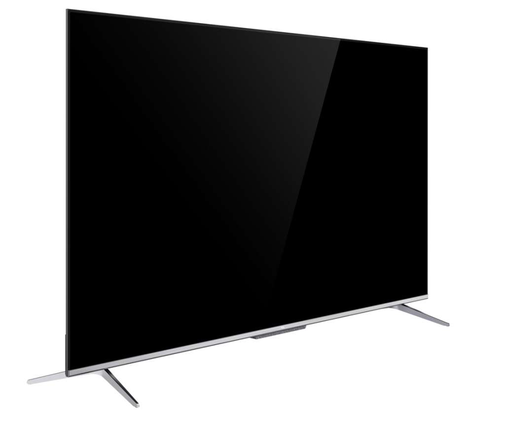 Test telewizor TCL P715 wygląd przód