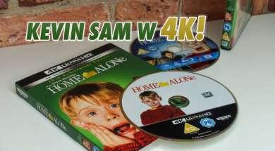Kevin sam w domu 4K UHD Blu-ray