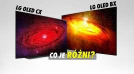 Czym różni się telewizor LG OLED BX od LG OLED CX? Wyjaśniamy!