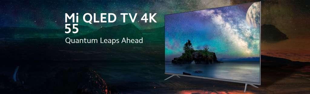 Telewizor Xiaomi Mi QLED 4K oficjalnie w sprzedaży. Jak się prezentuje i ile kosztuje owiany wcześniej tajemnicą model?