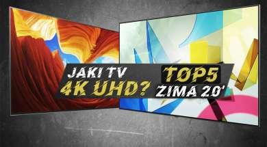 top 5 telewizory zima 2020