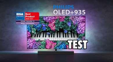 Philips OLED+935 telewizor test