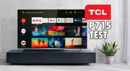 TCL P715 Android TV | TEST | Niedrogi 50 calowy telewizor do codziennej telewizji i grania w cenie 1899 zł