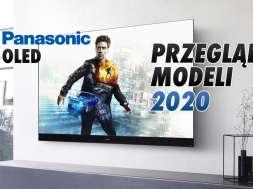 Panasonic telewizory OLED 2020