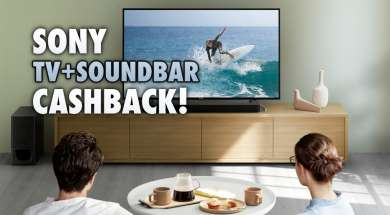 Sony telewizor soundbar cashback