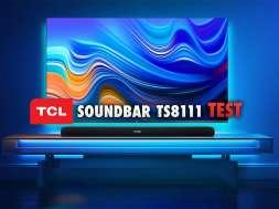 TCL soundbar TS8111 test
