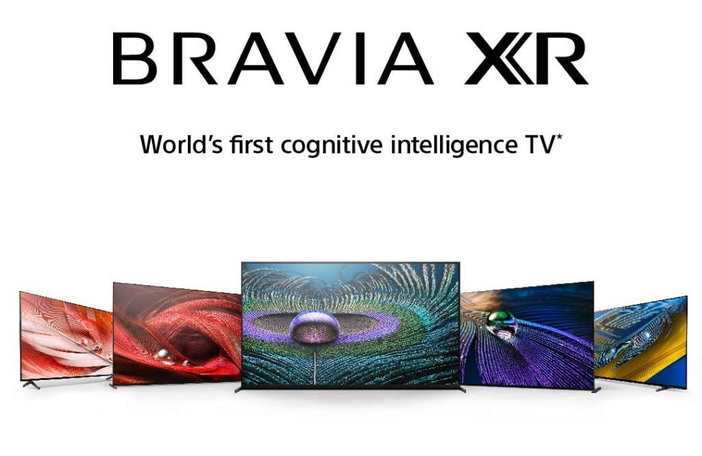 Znamy najnowsze telewizory OLED i LCD Sony BRAVIA XR na 2021 rok. Nowy procesor obrazu naśladuje działanie ludzkiego mózgu!
