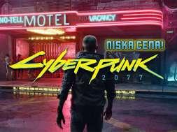 Cyberpunk 2077 promocja