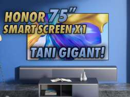 Honor Smart Screen X1 telewizor 75_ lifestyle