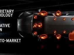 Klipsch Panasonic Dolby Atmos samochód system dźwiękowy
