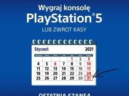 Konkurs PS5 od sony
