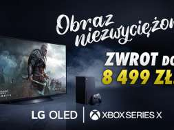 LG OLED GX promocja zwrot Xbox Series X