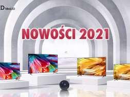 LG QNED MiniLED telewizory lifestyle lineup 2021