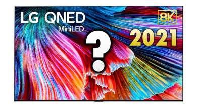 LG QNED MiniLED telwizor 2021