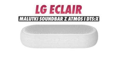 LG QP5 Eclair soundbar