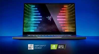 Laptop Razer Blade Pro 17 lifestyle 3