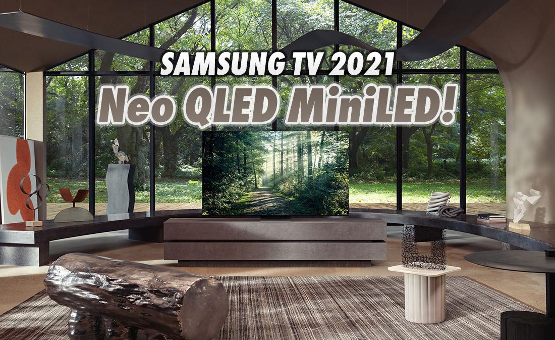 Jako pierwsi w Polsce poznaliśmy nowe telewizory Neo QLED MiniLED 2021! To będzie rok nowych technologii obrazu – zdradzamy pierwsze szczegóły!