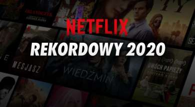 Netlix 2020 VOD streaming platforma