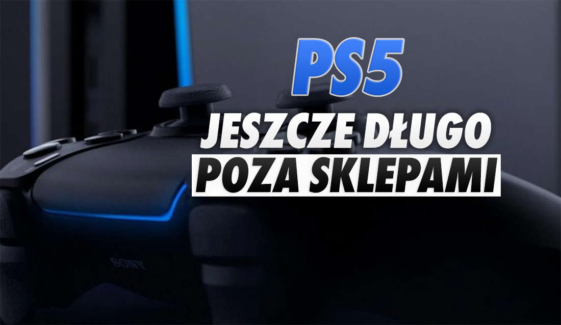 Kolejne kilka miesięcy bez PS5 w sklepach. AMD ujawnia, że dostępność kluczowych komponentów jest krytycznie niska