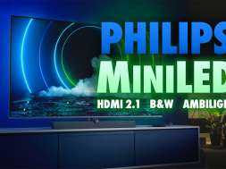 Philips MiniLED 9636 telewizor 2021 okładka