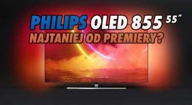Philips OLED 805 promocja Media Expert