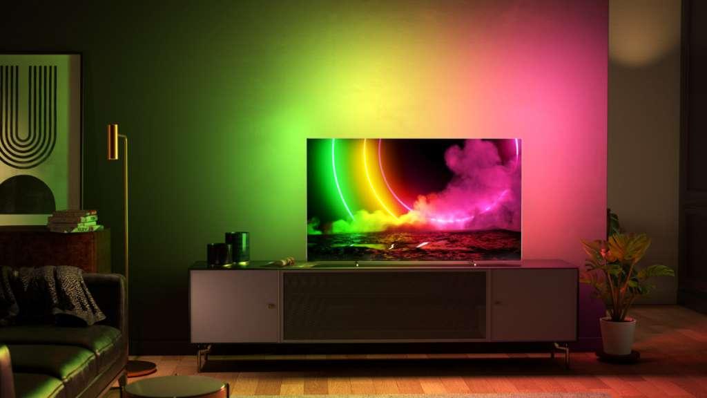 Philips ogłasza nowy flagowy TV OLED 806/856! Następca zdobywcy nagrody EISA wreszcie z HDMI 2.1 i 4-stronnym systemem Ambilight!