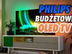 Philips OLED706 telewizor okładka