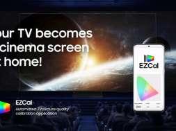 Samsung EZCal aplikacja do kalibracji telewizora man