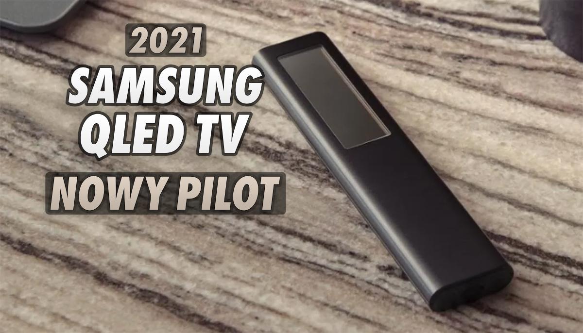 Nowe telewizory Samsung QLED dostaną rewolucyjny pilot bez baterii. Otrzyma ogniwo słoneczne i będzie zasilany światłem