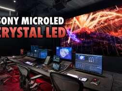 Sony Crystal LED Netflix studio Ultra Reflex 1