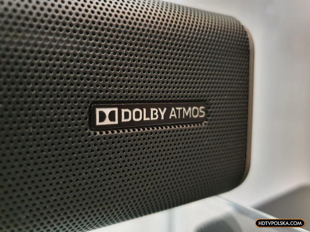 Soundbar Sharp HT-SBW800 Test Dolby Atmos