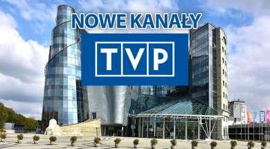 TVP nowe kanały logo siedziba