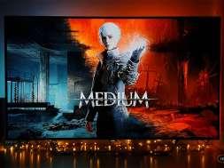 The-Medium-TV-Philips-Ambilight-Xbox-Series-X-premiera