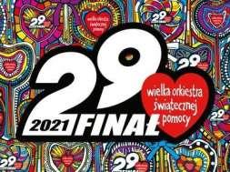 WOŚP 2021 finał logo