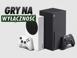 Xbox Series X S konsole gry na wyłączność 2021