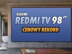 Xiaomi Redmi Smart TV Max 98_ telewizor lifestyle