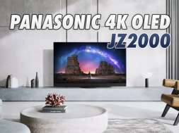 Panasonic 4K OLED JZ2000 telewizor 2021 lifestyle