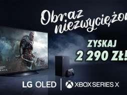 LG OLED GX Xbox Series X promocja Media Expert