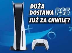 dostawa PS5 konsola Sony sklepy