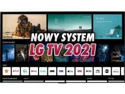LG webOS 6.0 system smart TV