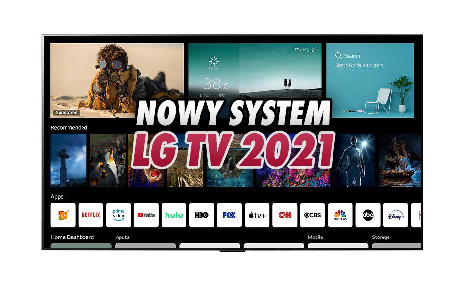 LG prezentuje odświeżoną wersję systemu webOS 6.0 w telewizorach OLED, QNED, MiniLED i NanoCell. Jakie nowe funkcje otrzymała?
