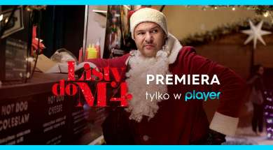 Listy do M. 4 Player film premiera VOD