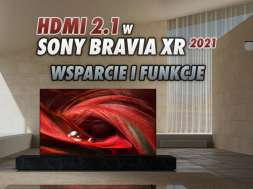 Sony BRAVIA XR HDMI 2.1