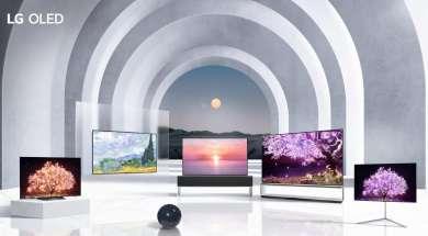 LG OLED telewizory 2021