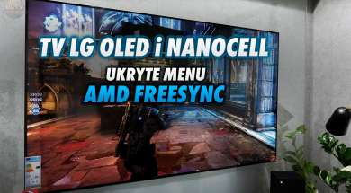 AMD FreeSync LG OLED NanoCell